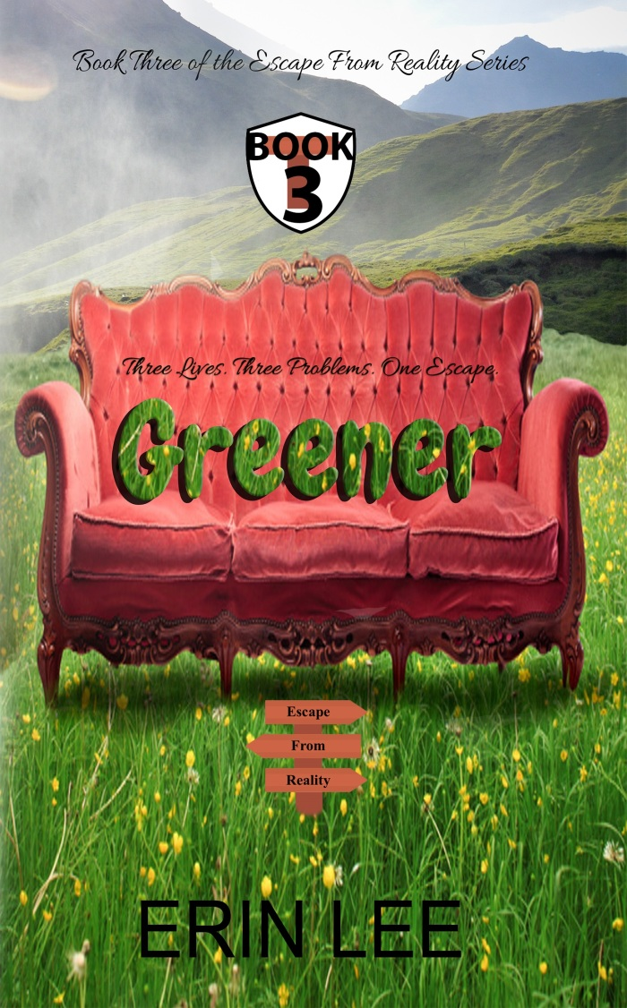 final ebook cover greener